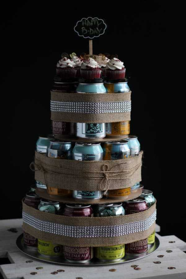 Make An Awesome Craft Beer Cake In 5 Minutes Using Cans