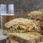 Beer Cheese Grilled Cheese Sandwich. Yet, it is a mouthful.