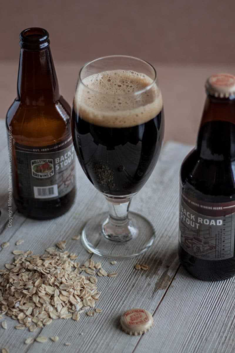 Black Road Oatmeal Stout