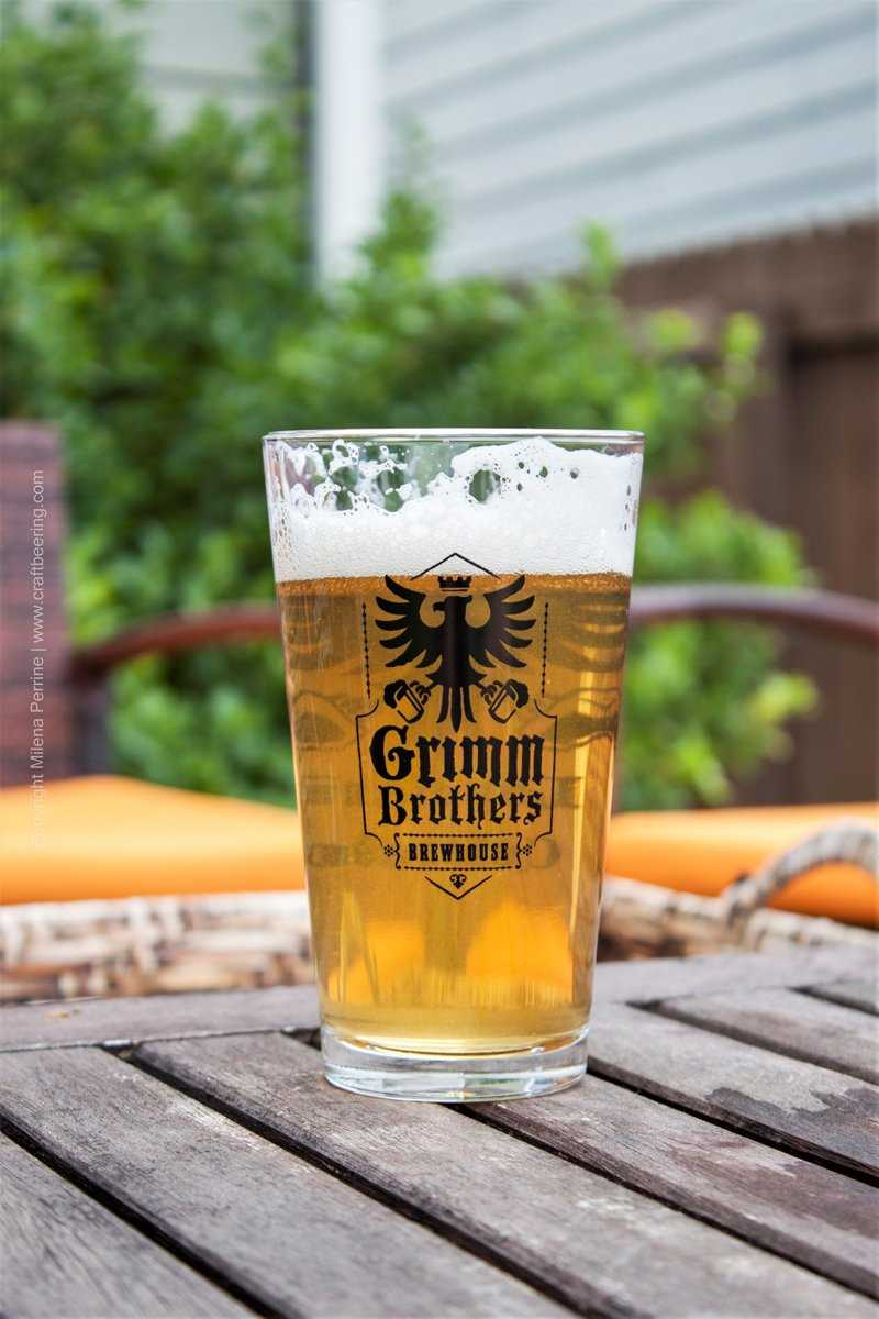 3 Golden Hairs Bohemian Pilsner Grimm Brothers