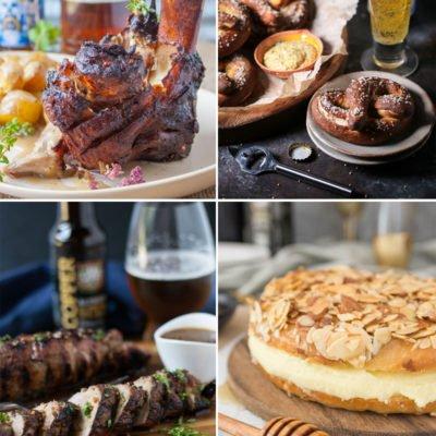 12 Oktoberfest Food and Beer Pairings