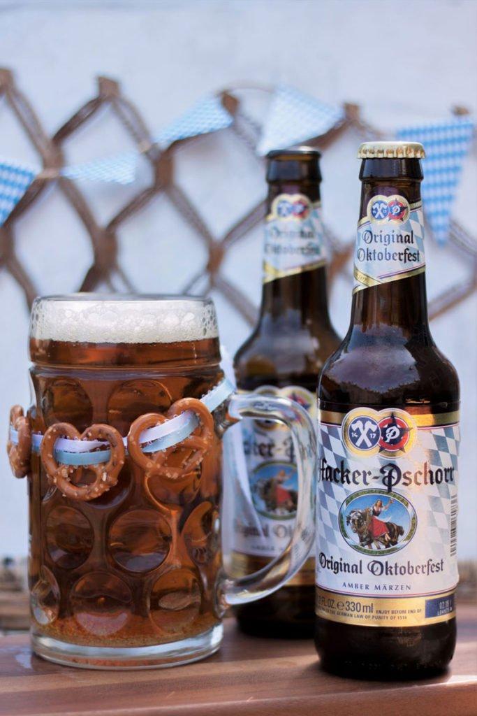 Oktoberfestbier vs Märzen (or Oktoberfest Style)
