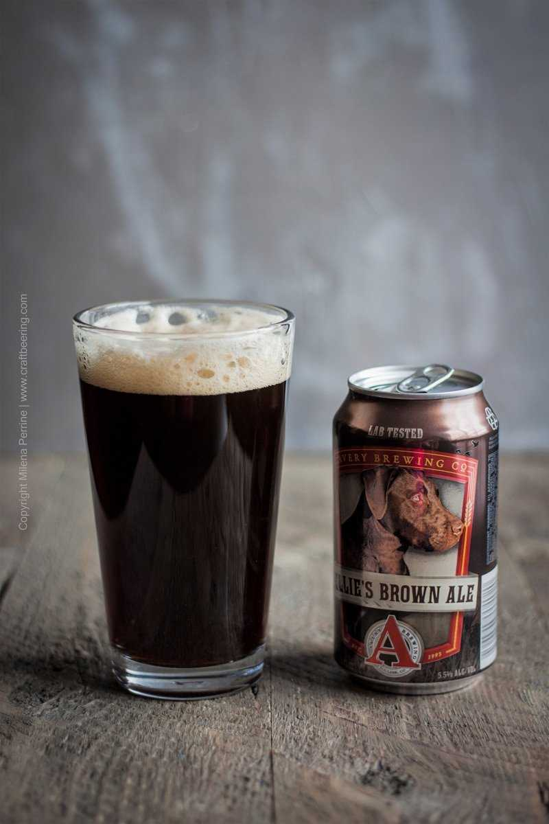 Ellie's Brown Ale from Avery Brewing. A great choice for making beersamic reduction. #beersamic #brownale