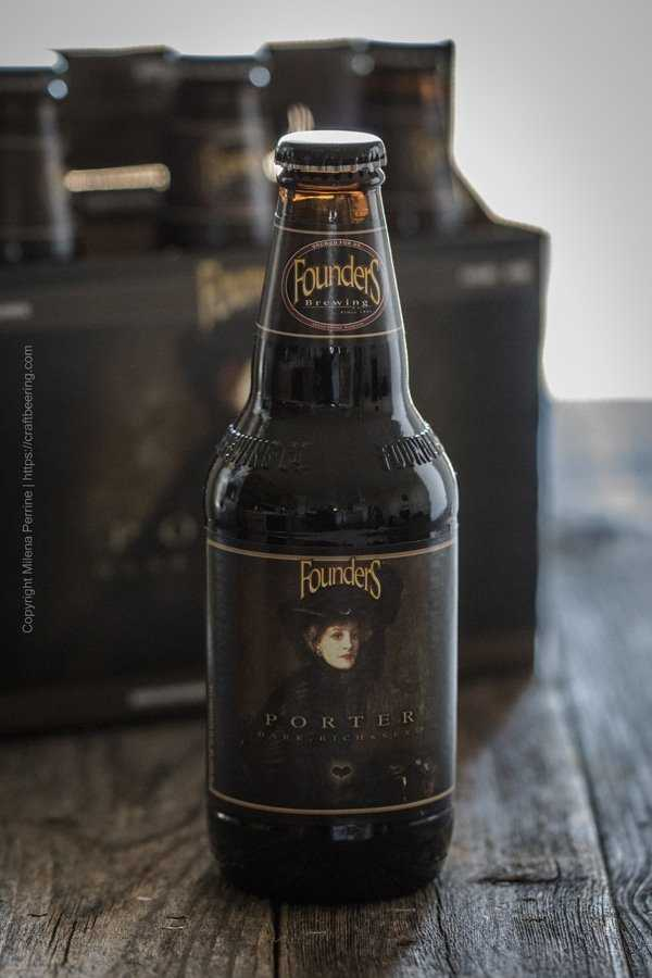 Founders porter ale is simply perfect for braising short ribs.